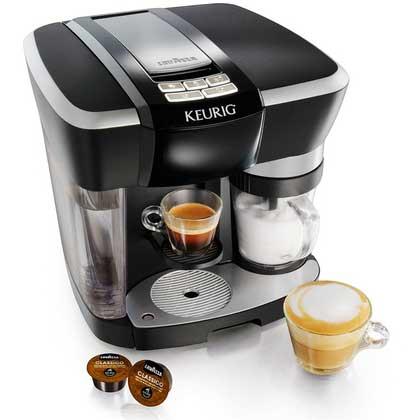 Keurig Rivo Espresso Latte Cappuccino Maker-from AM Coffee Shack