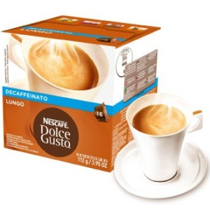 Dolce Gusto Caffè Lungo Decaffeinated
