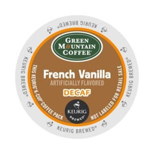 Green Mountain French Vanilla Decaf (24 Pack)