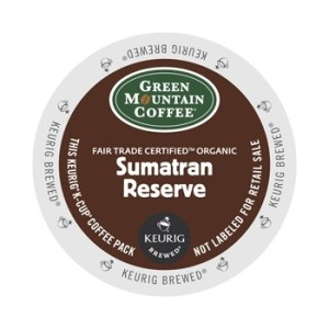 Green Mountain Sumatra Reserve (24 Pack)