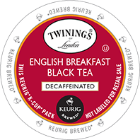 Twinings English Breakfast Decaf (24 Pack)