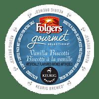 Folgers Vanilla Biscotti (24 Pack)