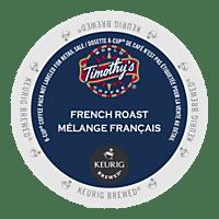 Timothy's French Roast Dark (24 Pack)
