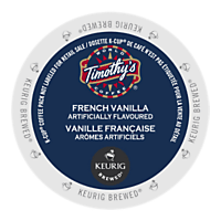 Timothy's French Vanilla (24 Pack)