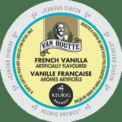 Van Houtte French Vanilla (24 Pack)