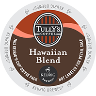 Tully's Hawaiian Blend (24 Pack)