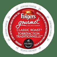 Folgers Classic Roast (24 Pack)
