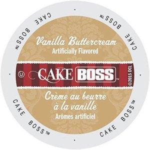 Cake Boss Vanilla Butter Cream (24 Pack)