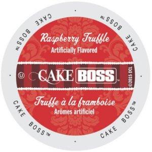 Cake Boss Raspberry Truffle (24 Pack)