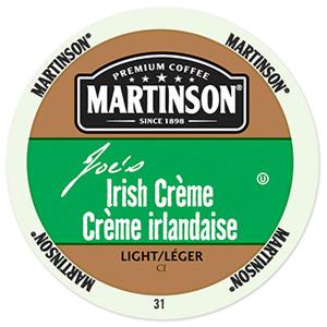 Martinson Irish Cream (24 Pack)