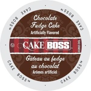 Cake Boss Chocolate Fudge Cake (24 Pack)