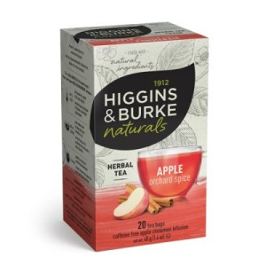 Higgins and Burke Apple Archard Spice