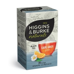 Higgins and Burke Earl Grey