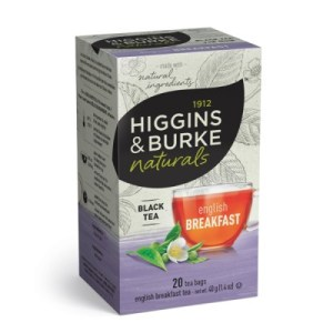 Higgins and Burke English Breakfast