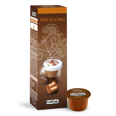 Caffitaly Mocaccino-caffitaly system pods