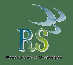 Logo RS, Angélique MAIRE coach PNL et DI - AM.Conseil