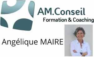 Angélique MAIRE AM.Conseil Consultante Coach PNL et Dialogue Intérieur