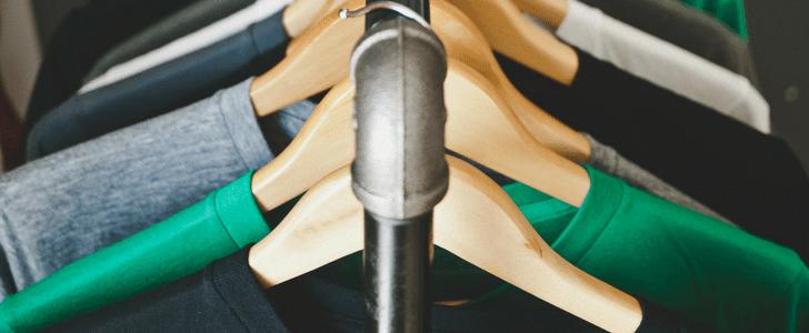 Colourful wholesale t-shirts