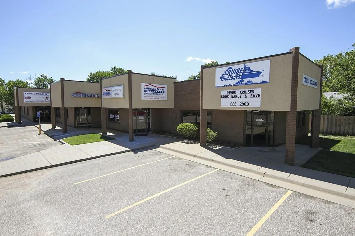 Anderson Management 214 S. Rock Road in Wichita, KS