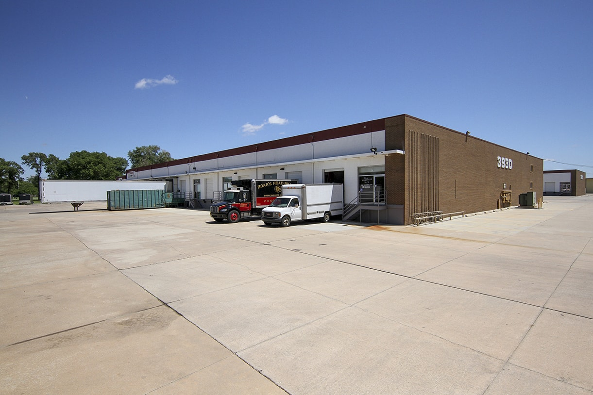 Anderson Management Office and Warehouse for lease in Wichita, KS
