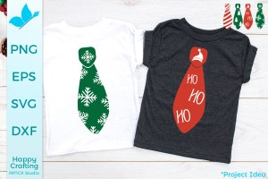 Christmas Ties Mini Bundle