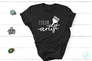 Color Artists – Hairstylist shirt