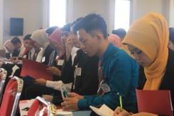 Audisi Tahap 1 Abang Mpok Depok 2016 Penuh Persaingan - 2