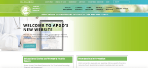 APGO's new website photo