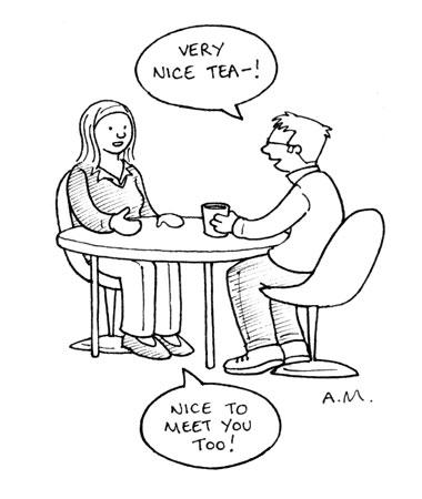 mmm, tea