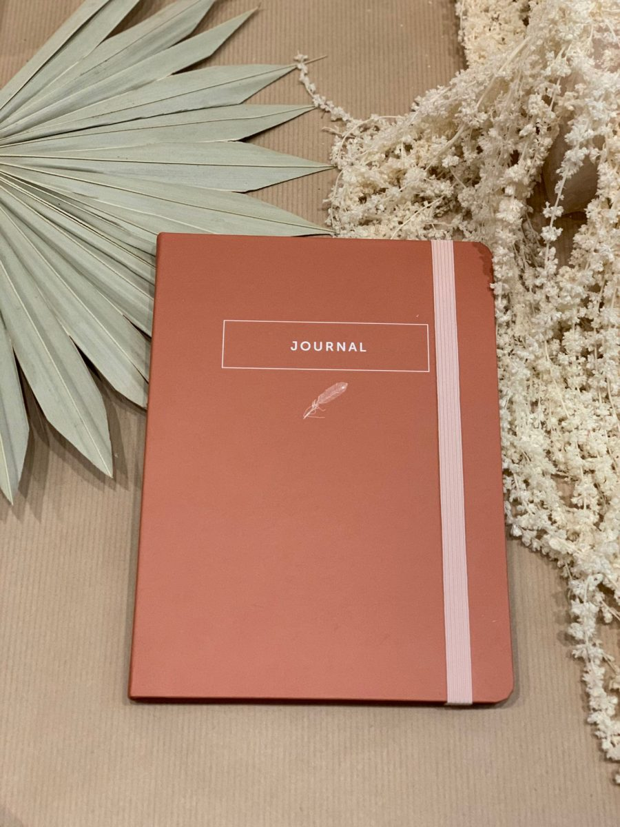 Journal - A JOURNAL, Notebook, ame bordeaux, carnet, boutique bordeaux, carnets