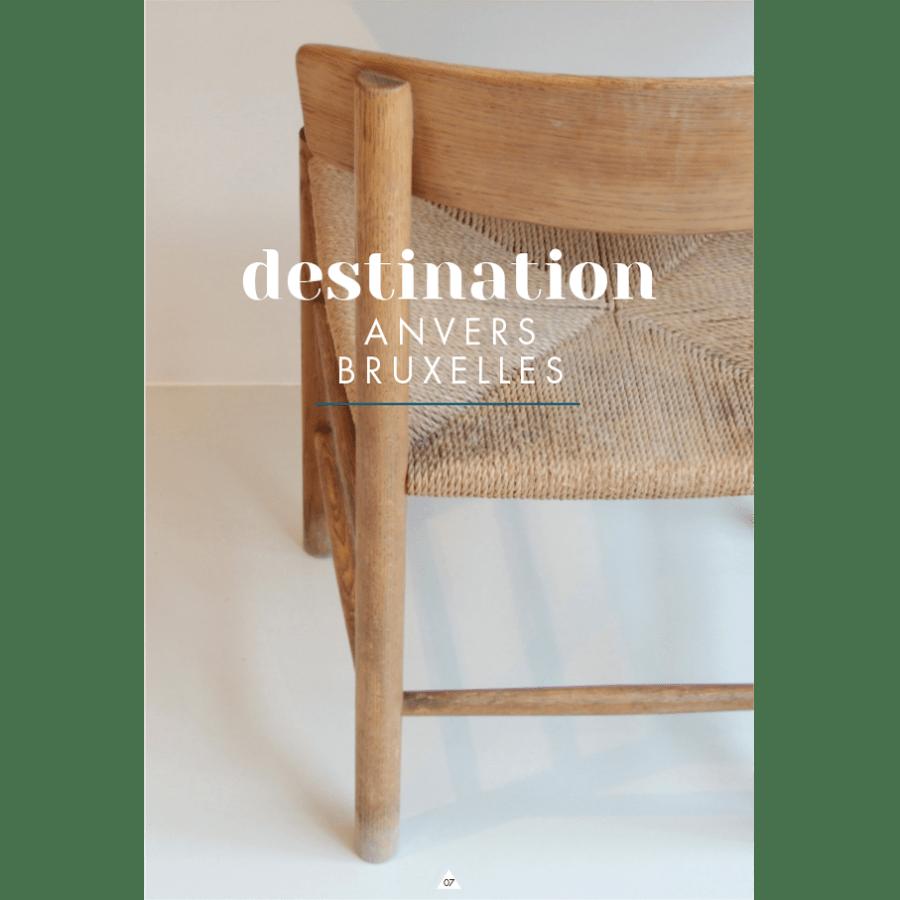 Anvers & Bruxelles, Destination, Guide voyage, , lamaisonE, caroline gomez, Livres, Voyage, Livre de voyage, Âme, Âme bordeaux,