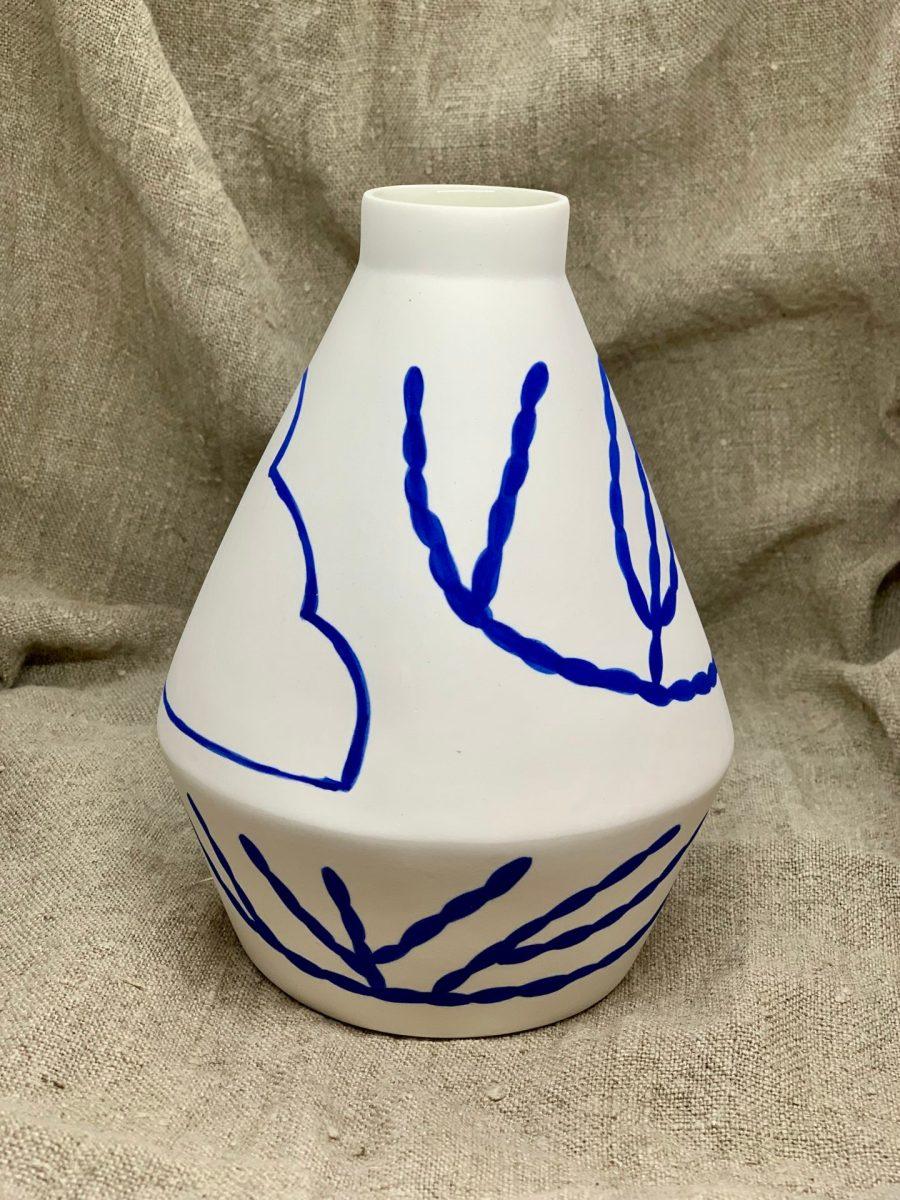 vase diamant sophie alda ame bordeaux