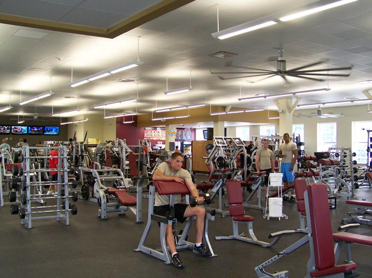 Callahan Gym Fort Bragg