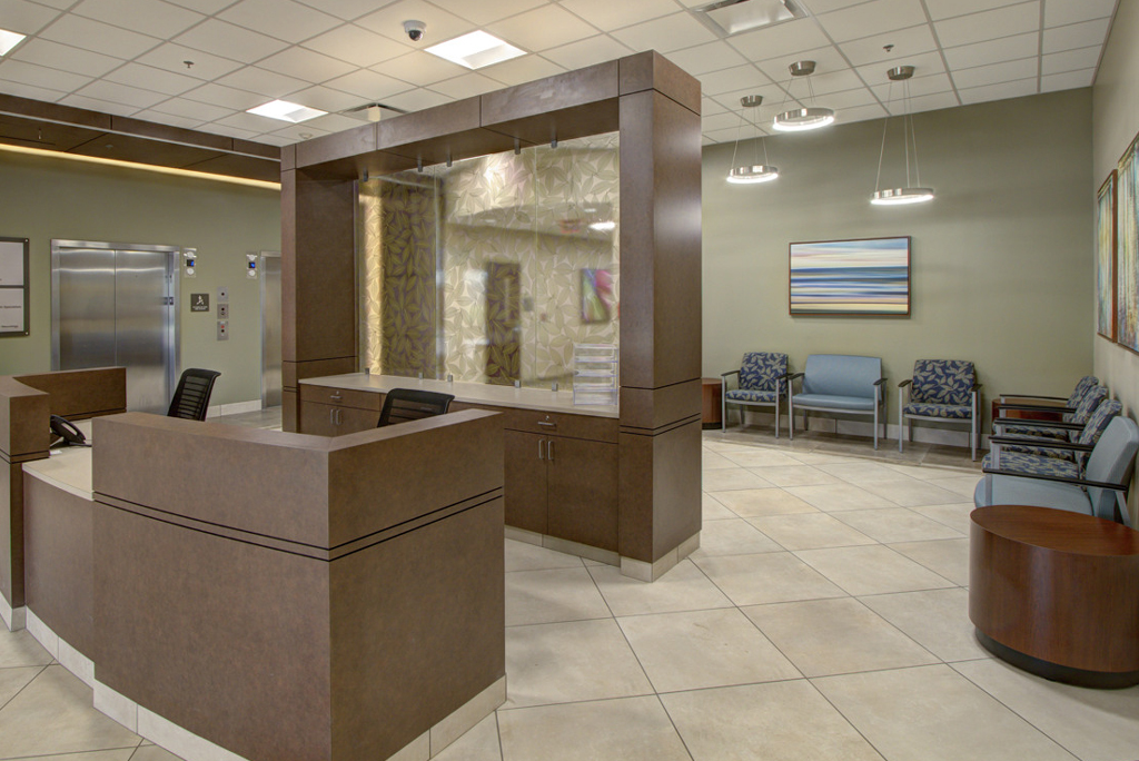 Entry of the Wellness Cancer Center