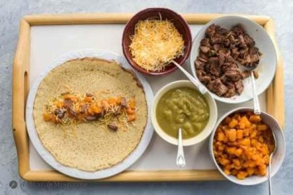 fillings for carne asada butternut squash enchiladas