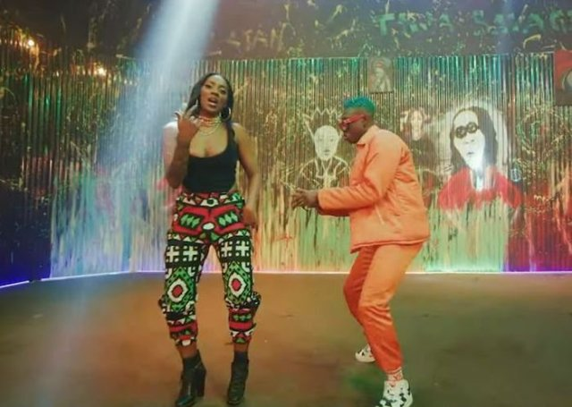 Video: Zlatan Ft. Tiwa Savage – Shotan