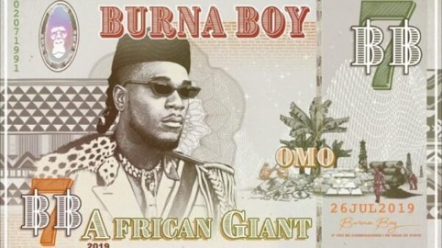 MUSIC : Omo – Burna Boy