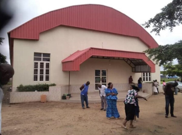 Young Woman Raped To Death In Front Of A Church In Benue (Photos)