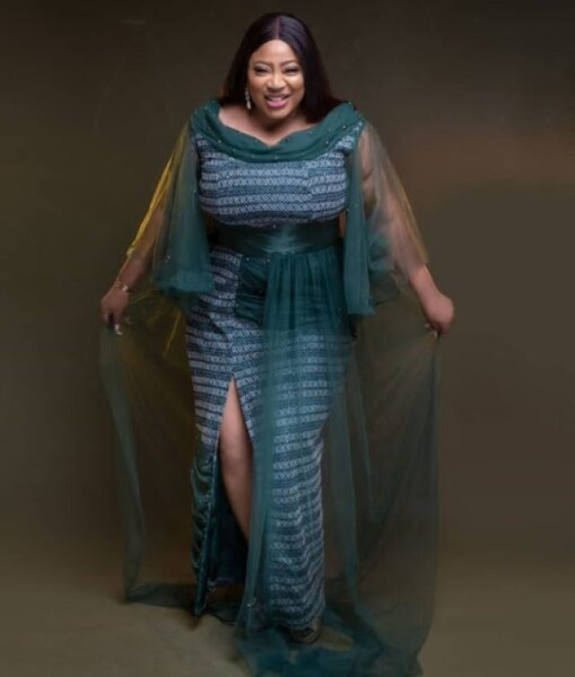 Stunning Photos of Ayo Adesanya as she clocks 50 today