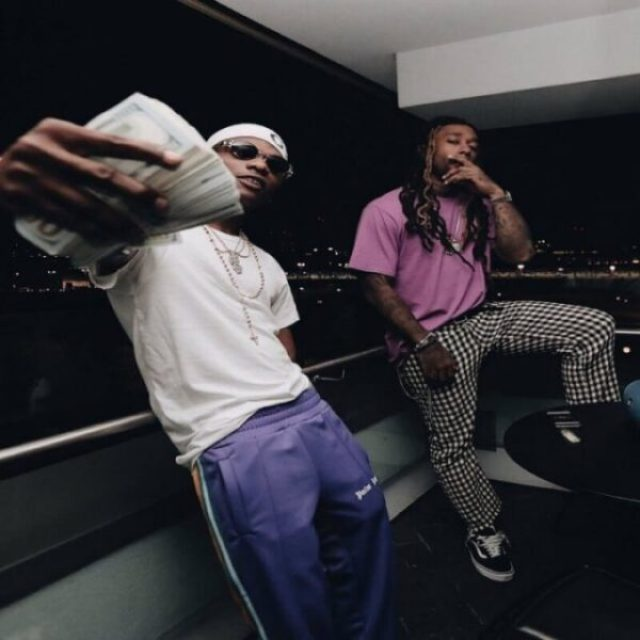 MUSIC : Ride It – Wizkid X Ty Dolla Sign