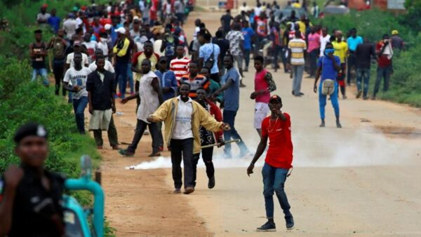 #Xenophobia: Nigeria pulls out of South Africa summit after deadly riots