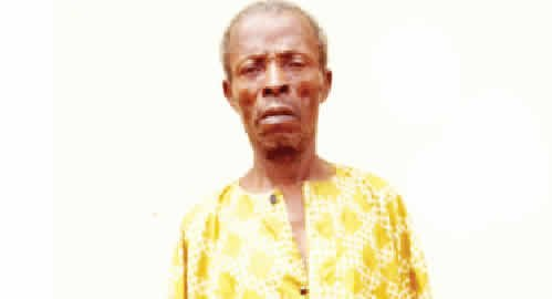 75-Year-Old Security Guard Defiles 11-Year-Old Girl Inside Staff Room (Photos)