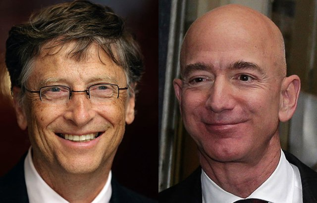 Bill Gates Tops Jeff Bezos As Richest Person In The World: See The Full List