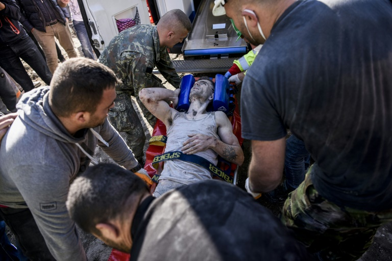 13 Found dead, Hundreds injured as powerful earthquake jolts Albania