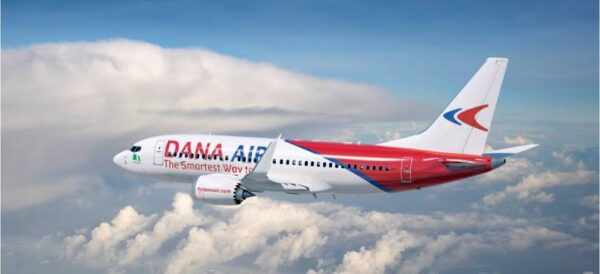 Nigerian Government Suspends Dana Air