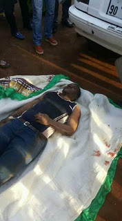 Nigerian Business Man Was Killed By Cameroonian Soldiers For Selling Tramadol