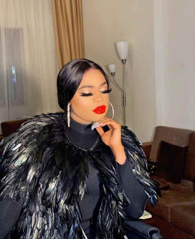 """""""My next trip, I need a sugarboy to fly with me, to complete the vibe""""- Bobrisky"""