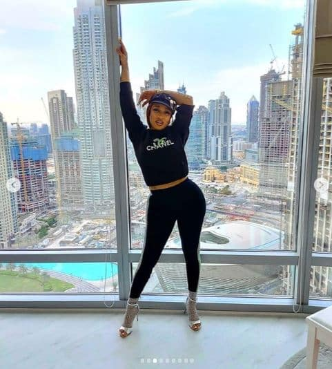 Tonto Dikeh speaks on being arrested & deported from Dubai (video)