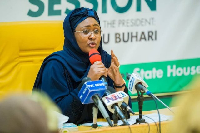 Coronavirus: Buhari's daughter in self-isolation after UK trip