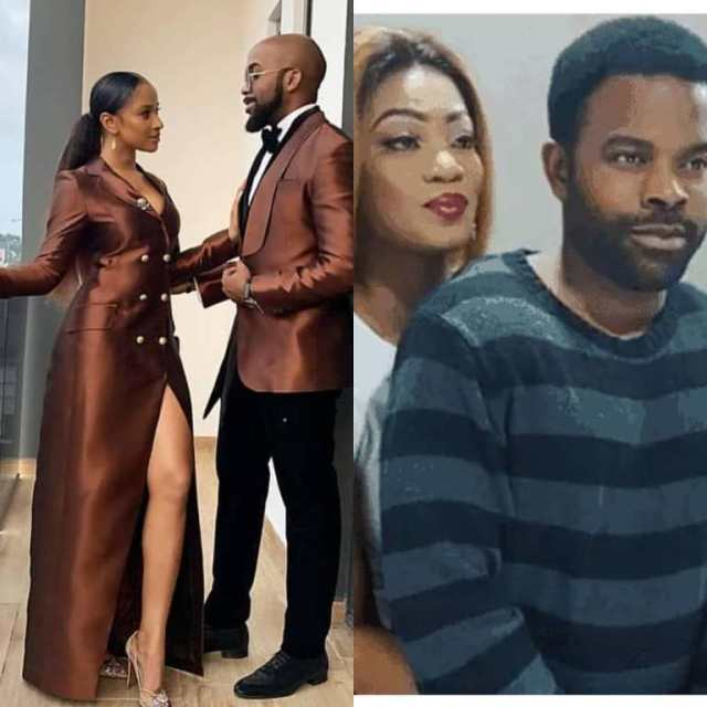 Banky W accused of cheating on Adesua with A Nollywood Actor wife